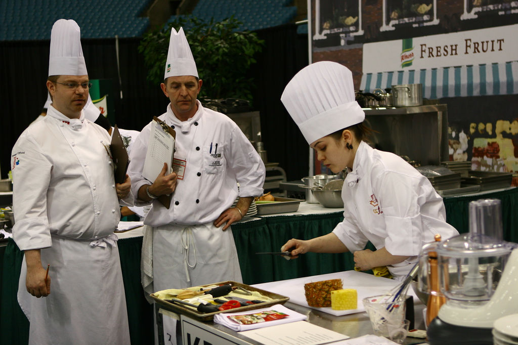 Chef-Cooking