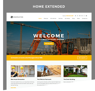 Construction Wp Construction Building Business Wordpress