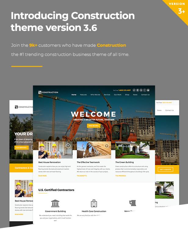 Construction Version 3.6